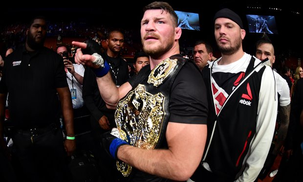 'I despise that term. I'm not a cage fighter. I'm a martial artist' – Michael Bisping