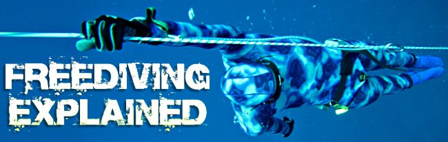Freediving Explained