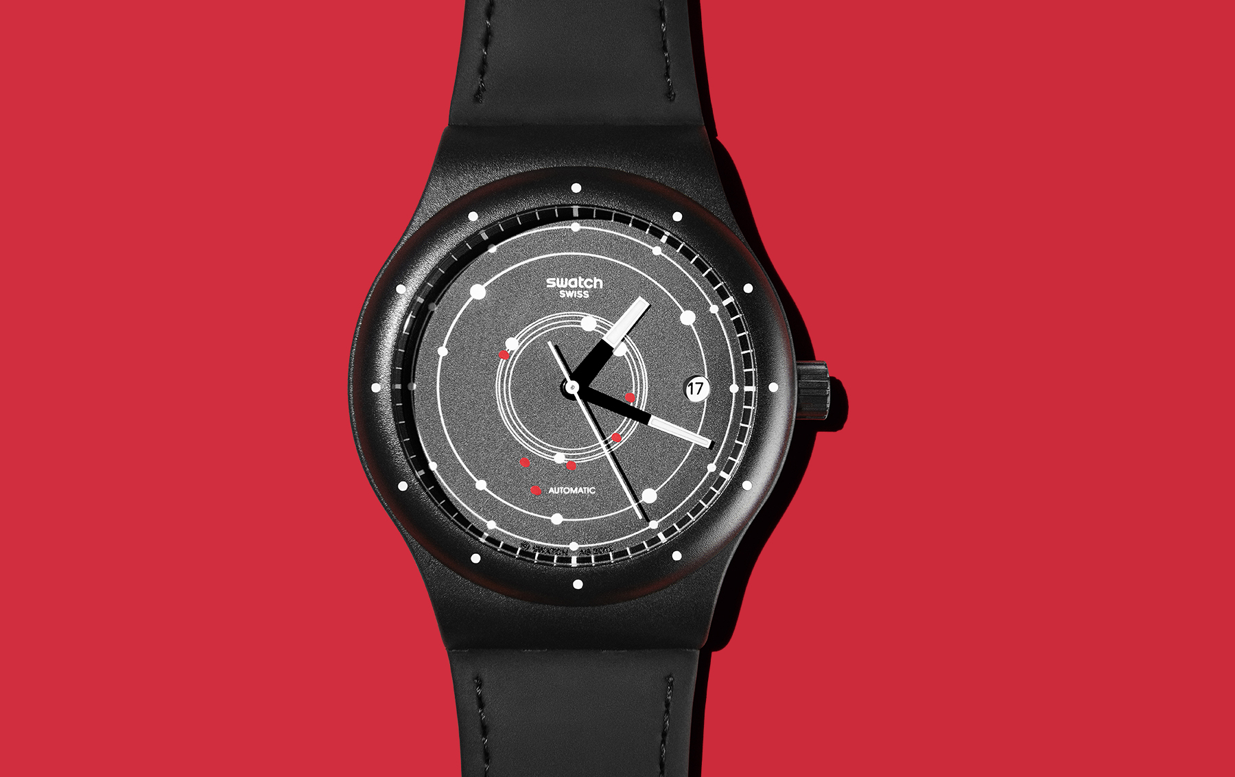 Swatch And Jeremy Jones Team Created A Limited-Edition Sports Special Watch