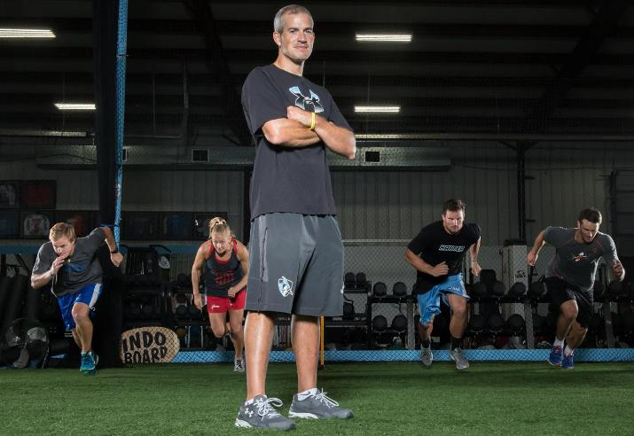 How Jay Dyer Became Lacrosse's Sultan of Sweat
