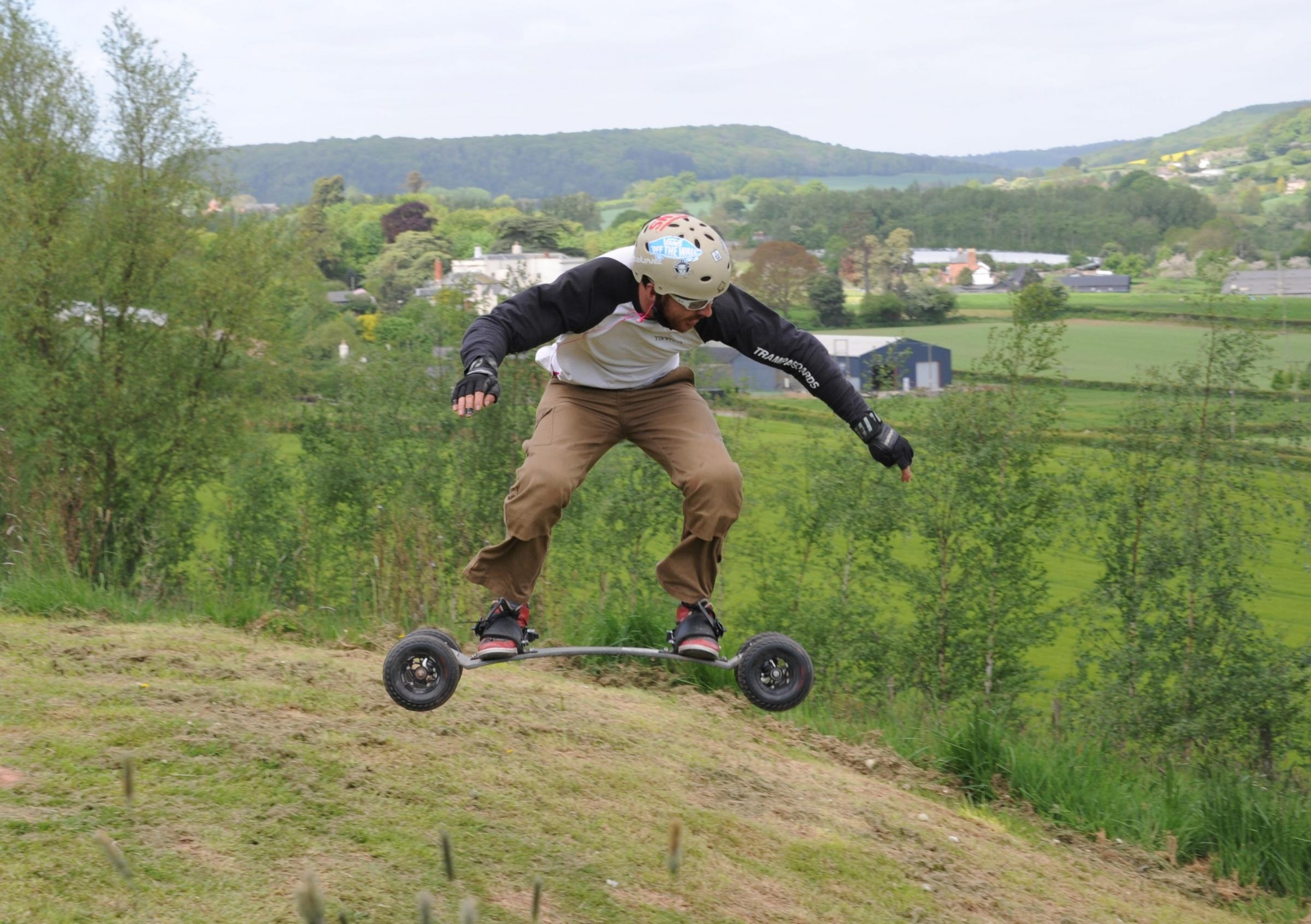 U.S. Open Mountainboarding Championships Get Back To Snowmass