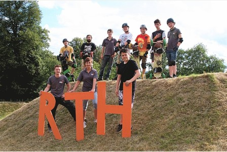 Nutfield's Answer To Skiing – Mountainboarding