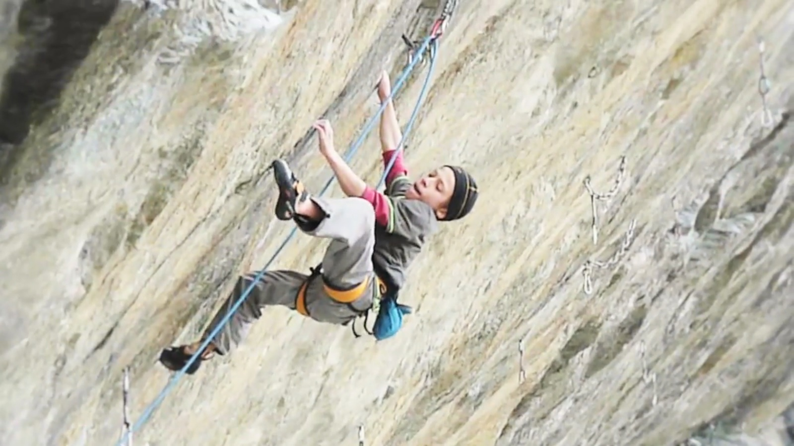 Rock Climbing Accident Teenager Studying To Be Physiotherapist