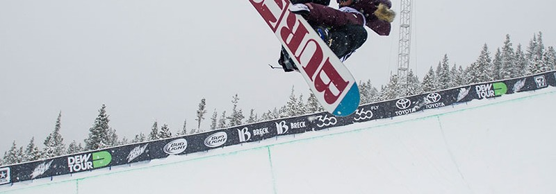 The 2nd Edition Of The Corona World Championships Of Snowboarding In China