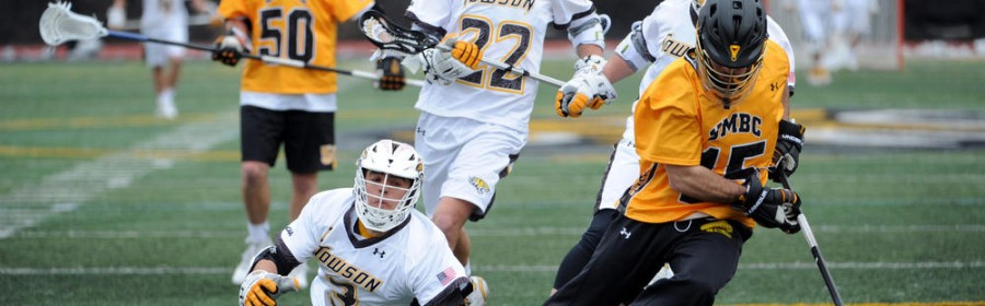 Towson Lacrosse Enters Game Vs. Johns Hopkins As Higher-ranked Team