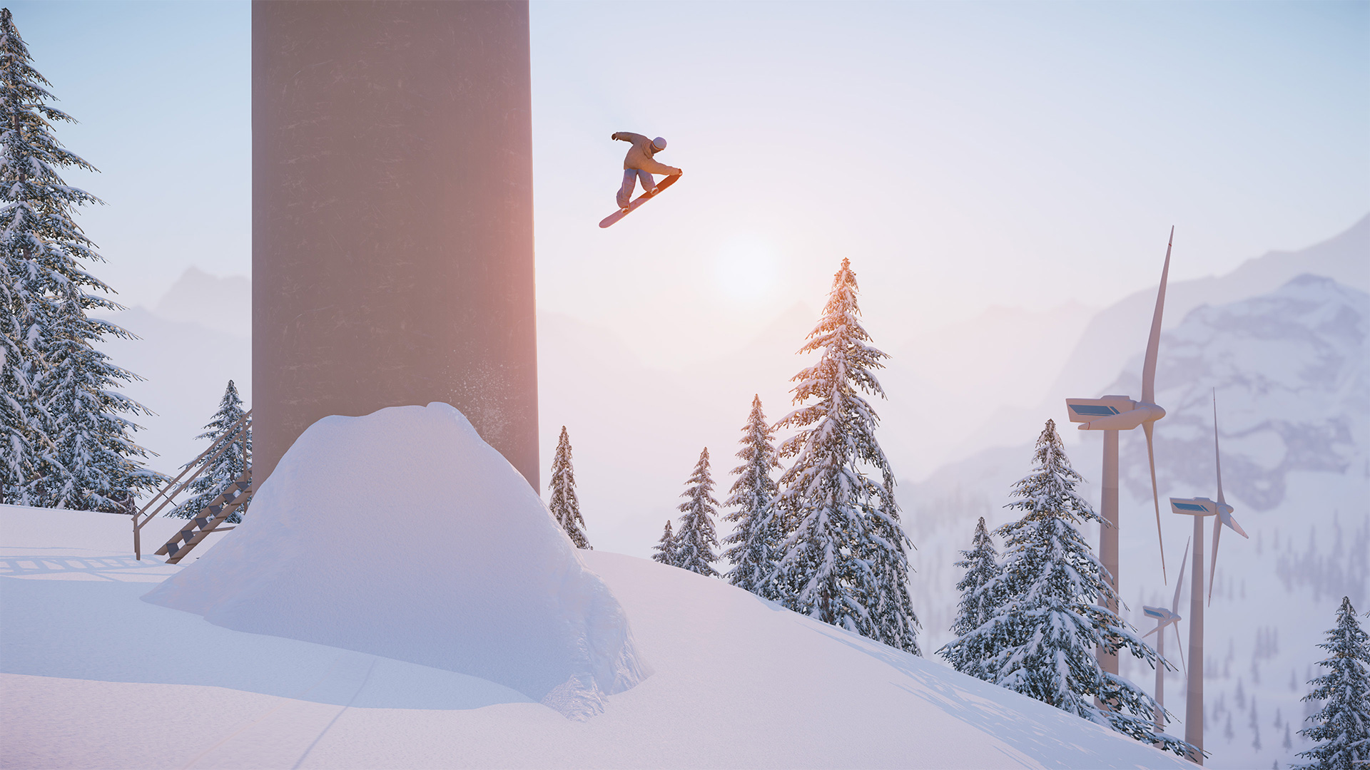 Winter Sports Game Snow Gets Big Snowboarding Update In Advance Of PS4 Debut