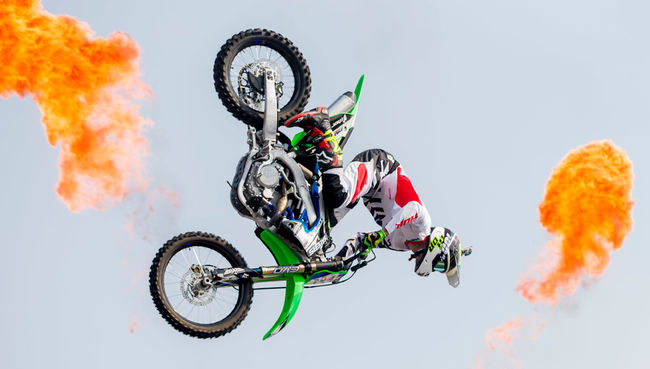 Now Stampede Extreme Sports Show Is moving Indoors