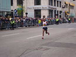 The Motivation of Marathoners is achieve their goals