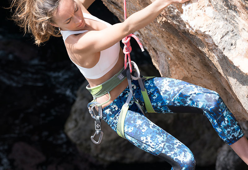 Mountaineer Bonita Norris Will Make You Want to Be a Badass Climber Too