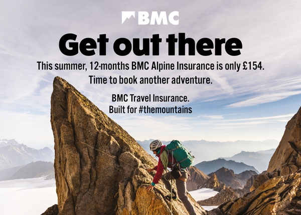 Get out there – BMC Insurance