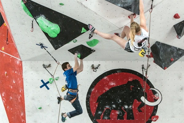 2016 British Speed Climbing Championships on 24-25 September