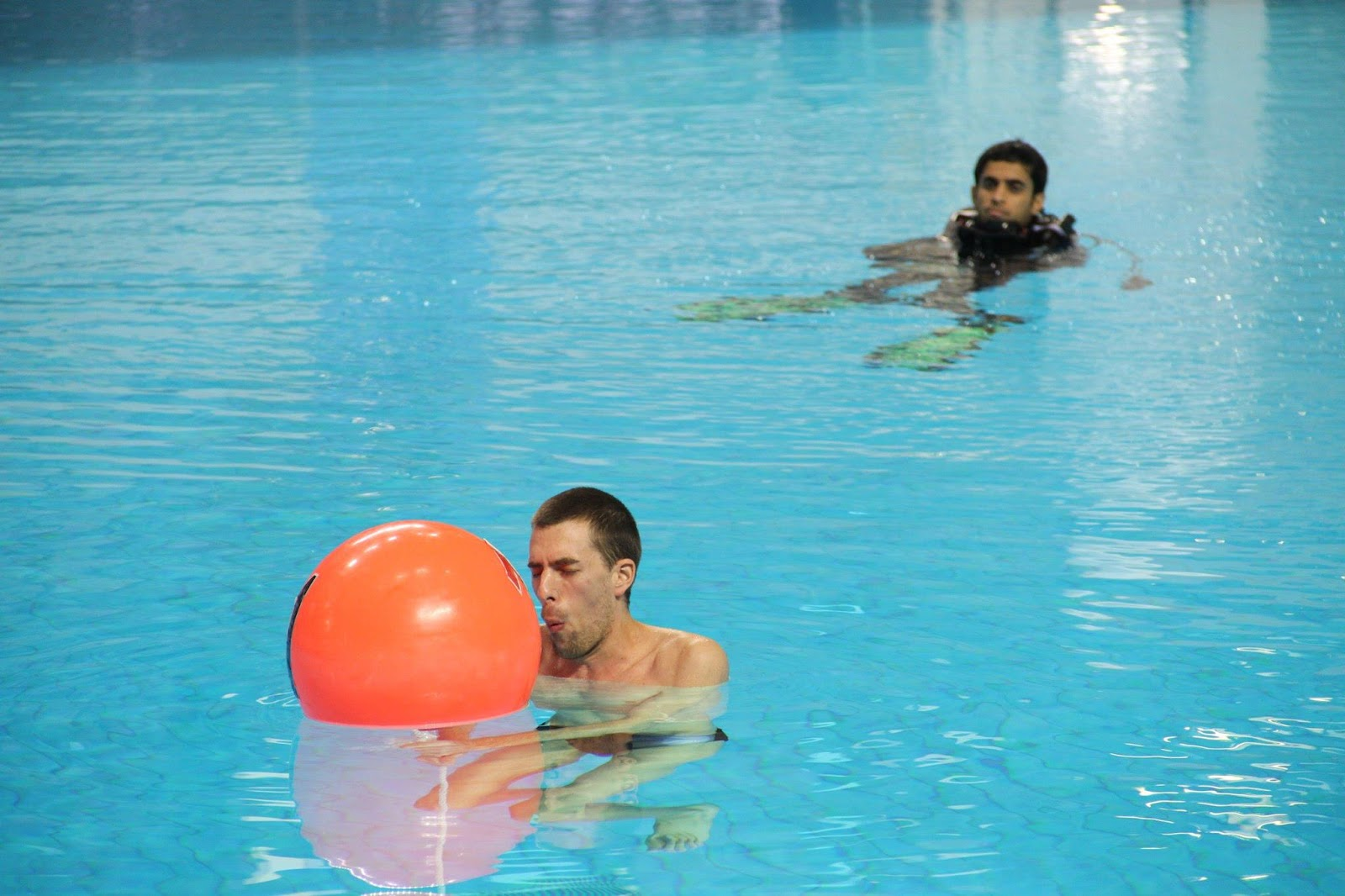 Serbia's Branko Petrovic Gained Third Fazza Championship For Freediving Title