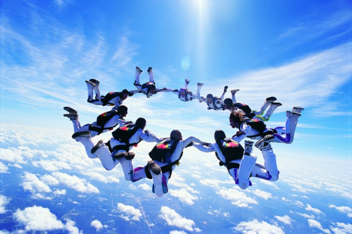 Skydiving Will Make You Dive Into Life and Change the attitude of life