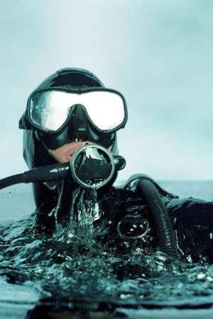 Overcome the Fear of Having Water in Your Scuba Mask