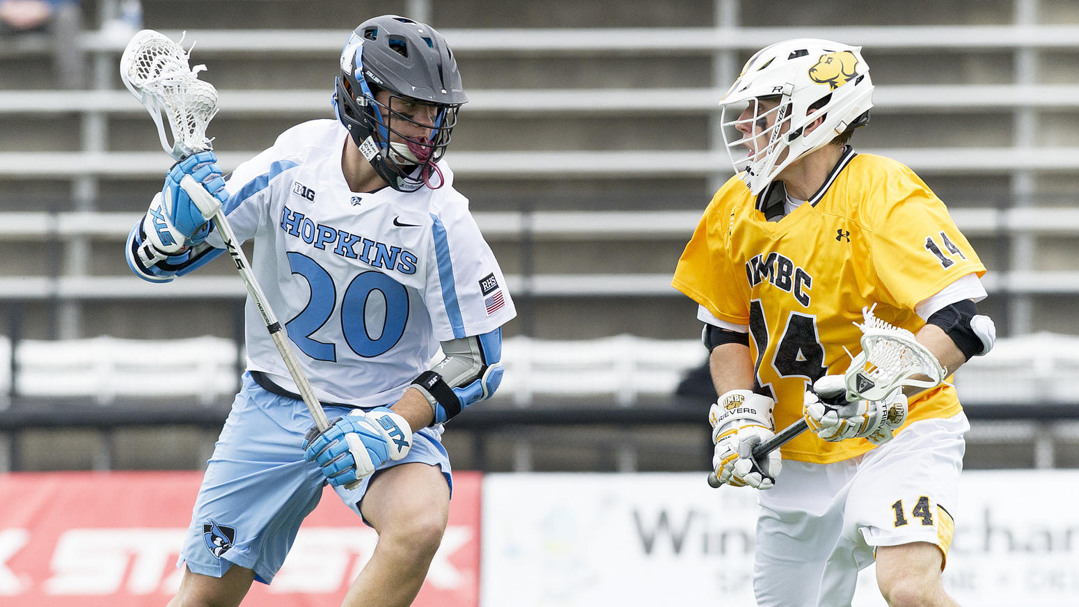 Postscript from UMBC at Johns Hopkins men's lacrosse