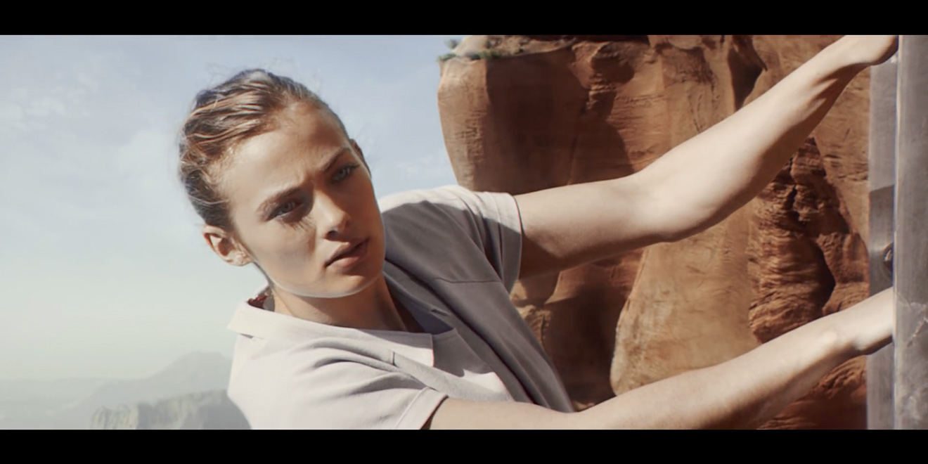 Honda Likens Its Engineering to a Thrilling Rock Climb in This Eye-Popping Civic Ad